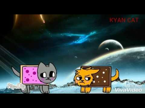 NYAN CAT Y NYAN DOG EN GUAU GUAU - YouTube Nyan Dog