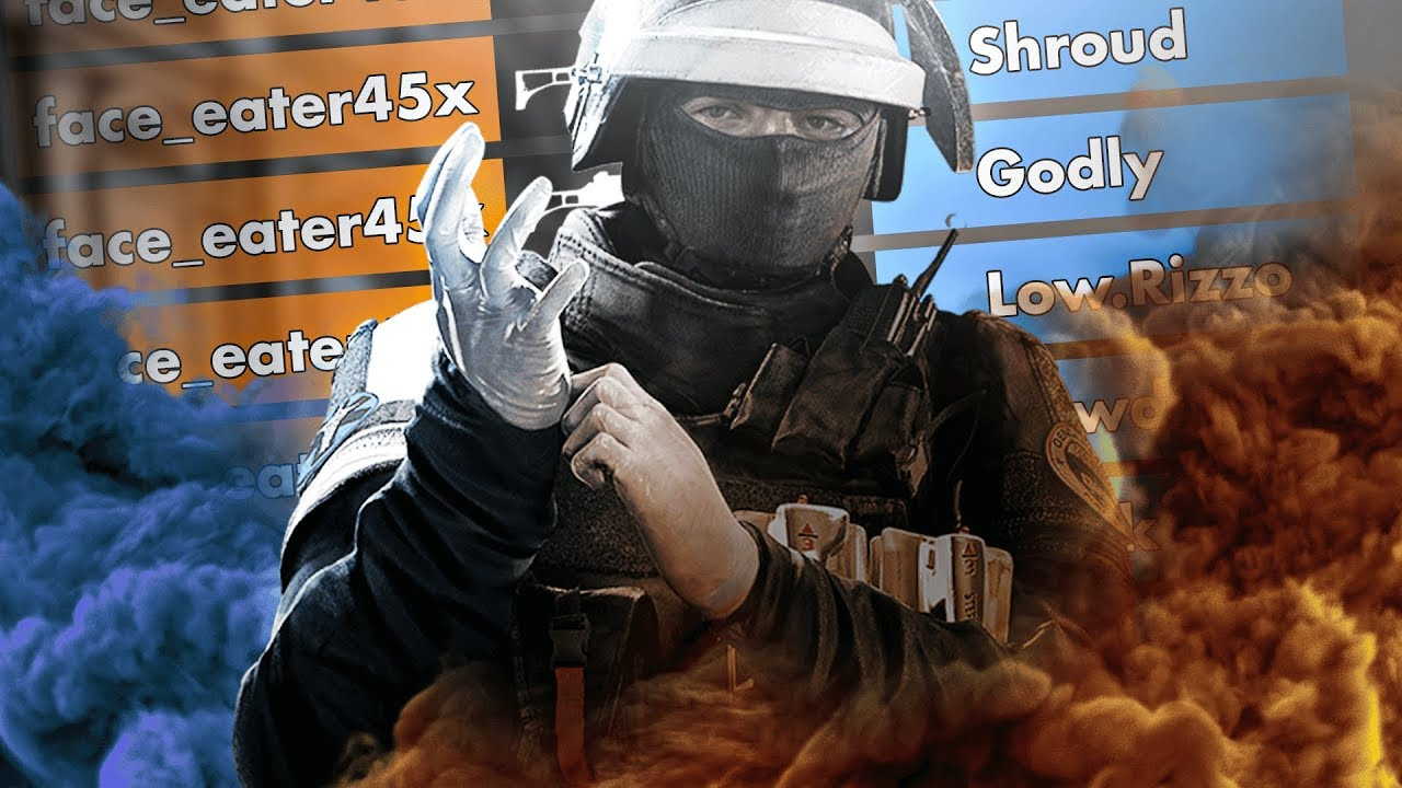 miracle worker (r6s phantom sight highlights) by Zachstion