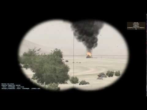 ARMA 2 - Igla 9K38 Chopper Shoot Down (Takistan Life) H&W