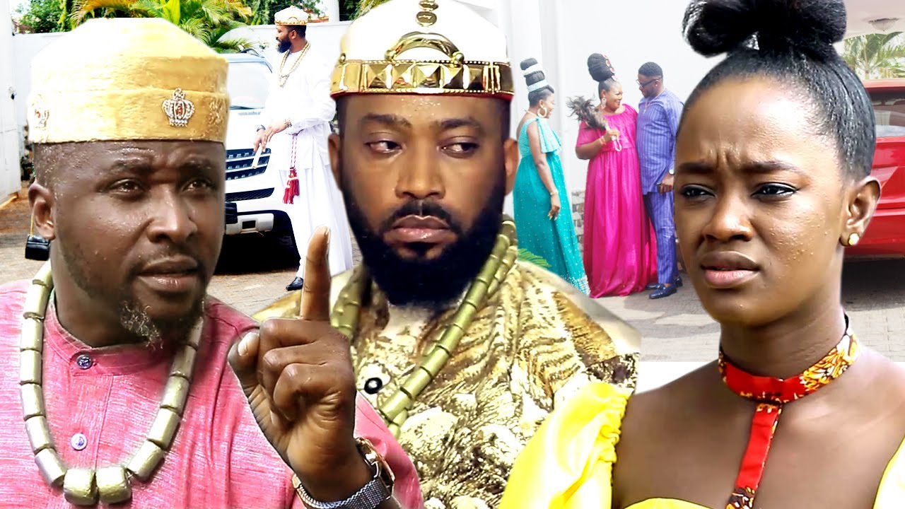 Download The Beautiful Maid & The Kings Final Season 9&10 - Frederick Leonard 2020 Latest Nigerian Movie