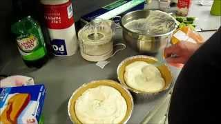 Cajun Lime Ice Cream Pie Recipe