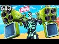 *NEW* WEAPON IS CRAZY..!!! Fortnite Funny WTF Fails and Daily Best Moments Ep.683