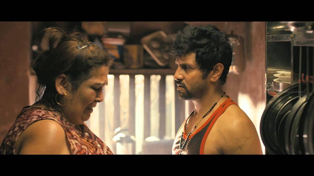 David Tamil Movie Scenes | Vikram forces his Mom | Jiiva ...