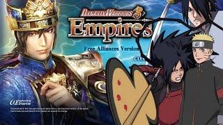 Dynasty Warriors 8 (Free) - Naruto Custom Characters Showcase!