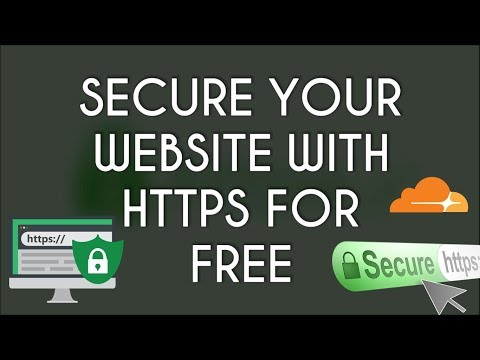 How to Secure your Website with HTTPS for Free | Free SSL Certificate | Install SSL on WordPress