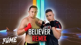 ♪ DanielMagical ft. Rafonix - FAME MMA (Believer Remix)