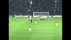 Vô Đối TV | Siêu phẩm sút phạt của Ashley Young vào lưới Watford (Young's Free kick goal Watford)