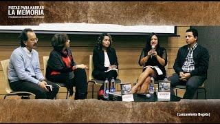 Lanzamiento en Bogotá del libro Pistas para Narrar la Memoria
