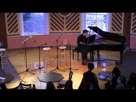 Adam Stern -- Becoming Me (Original)