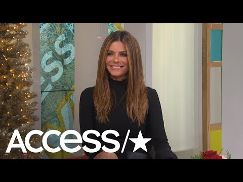 Maria Menounos On Why She Blames The Entertainment Industry For Her Brain Tumor