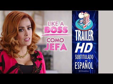 COMO JEFA! 2020 (Like a Boss)  🎥 Tráiler HD EN ESPAÑOL (Subtitulado) 🎬  SALMA HAYEK