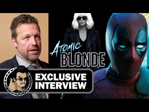 Director David Leitch Talks ATOMIC BLONDE, DEADPOOL 2 & CABLE CASTING (CinemaCon 2017)