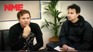 Blink 182 Interview - Leeds Festival 2010