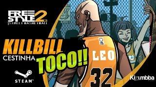 Freestyle2: Street Basketball - Kill Bill O Cestinha - GRÁTIS Game Play Completa (Português - br)