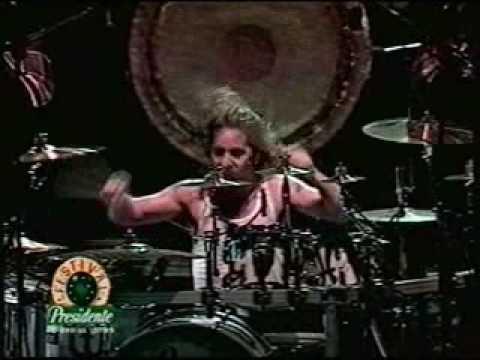 Mana-El muelle de san blas (Tour Liquido) Festival Presidente 1998 Republica Dominicana