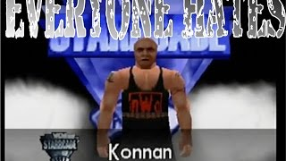 Everyone Hates Konnan: British Bulldog