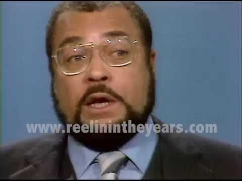 James Earl Jones Interview 1983 Brian Linehan's City Lights