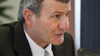 Karl Eikenberry: Counter-insurgency and state-building efforts in Afghanistan