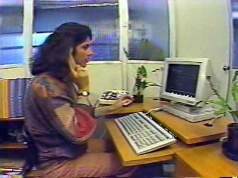 Unisys E&M Veleiros 1988...