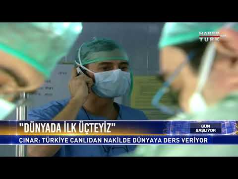 Türkiye, Canlıdan Organ Naklinde Dünyaya Ders Veriyor
