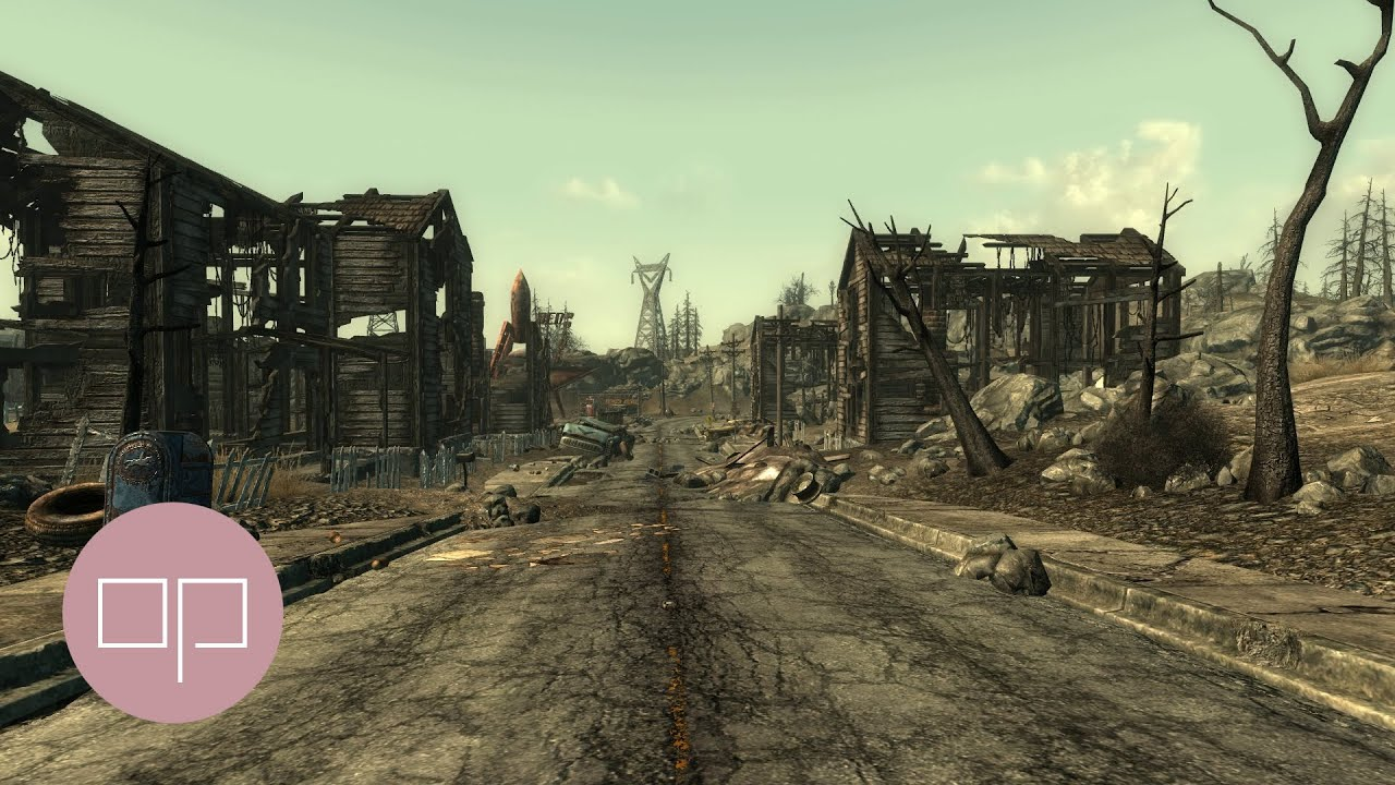 Places 3 Fallout All
