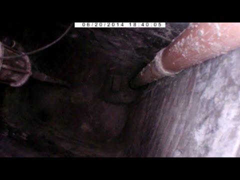 Как вытащить из скважины пластиковые обсадные трубы вручную