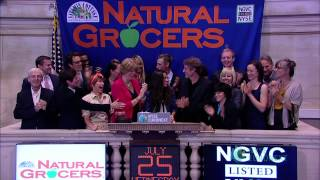 Natural Grocers by Vitamin Cottage Lists IPO