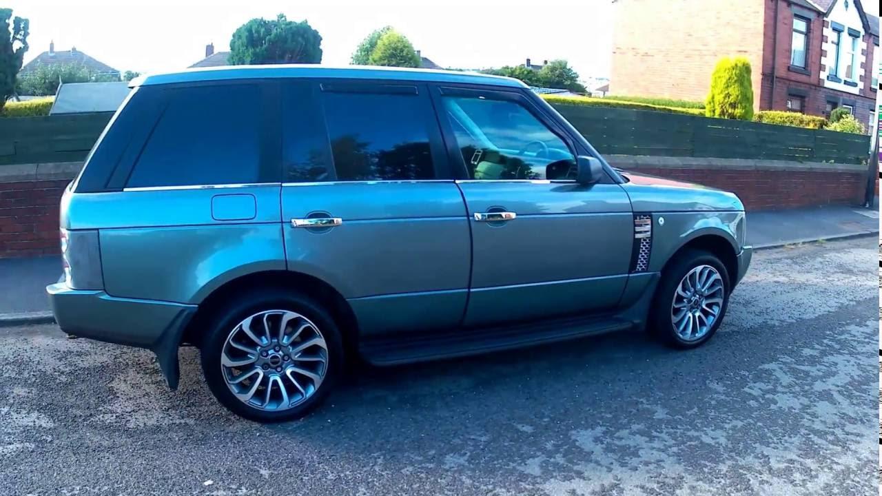 Range Rover For Sale Ebay UK - YouTube