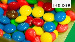How M&Ms Are Made