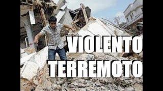 VIOLENTO TERREMOTO EN PAPUA NUEVA GUINEA