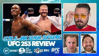 UFC 253 full post-fight breakdown: Adesanya v Costa and Reyes v Blachowicz | Open Mat with Dan Hardy