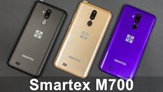обзор смартфона Smartex M700