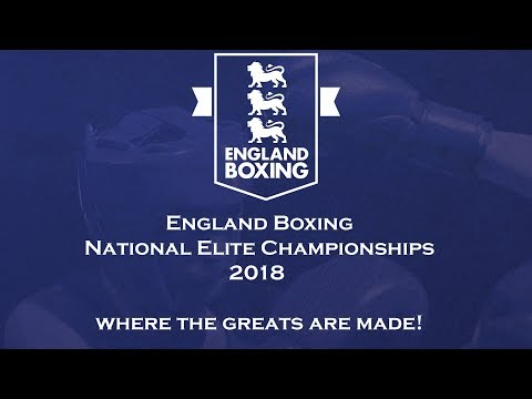 England Boxing National Elite Championships 2018 - Ring A