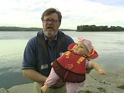 Cps Boating Tip Baby Life Vest Youtube