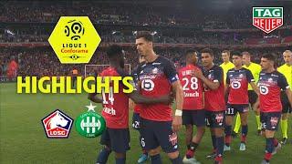 LOSC - AS Saint-Etienne ( 3-0 ) - Highlights - (LOSC - ASSE) / 2019-20