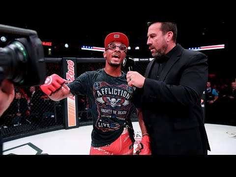Fight Night | AJ McKee - Bellator 221