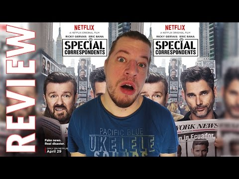 Special Correspondents - REVIEW
