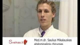 vidinis hemorojus svorio metimas