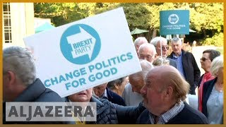 The UK's parties are in disarray over Brexit, just as campaigning f...