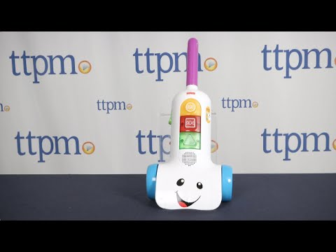Laugh & Learn Smart Stages Vacuum From Fisher-Price