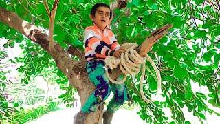CHOTU BAN GAYA CROREPATI   छोटू बन गया करोड़पति   Khandesh Hindi Comedy   Chotu Dada Comedy Video