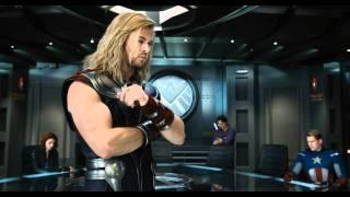 Мстители / The Avengers (Русский/Трейлер) BDRip