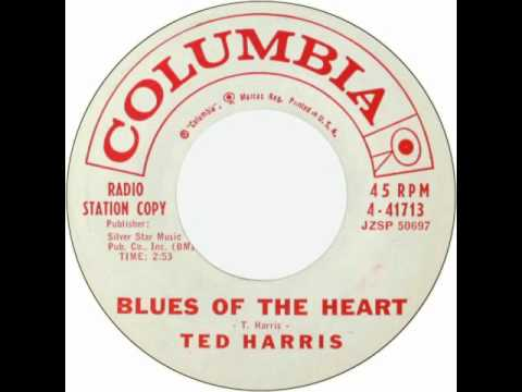 Ted Harris - Blues Of The Heart