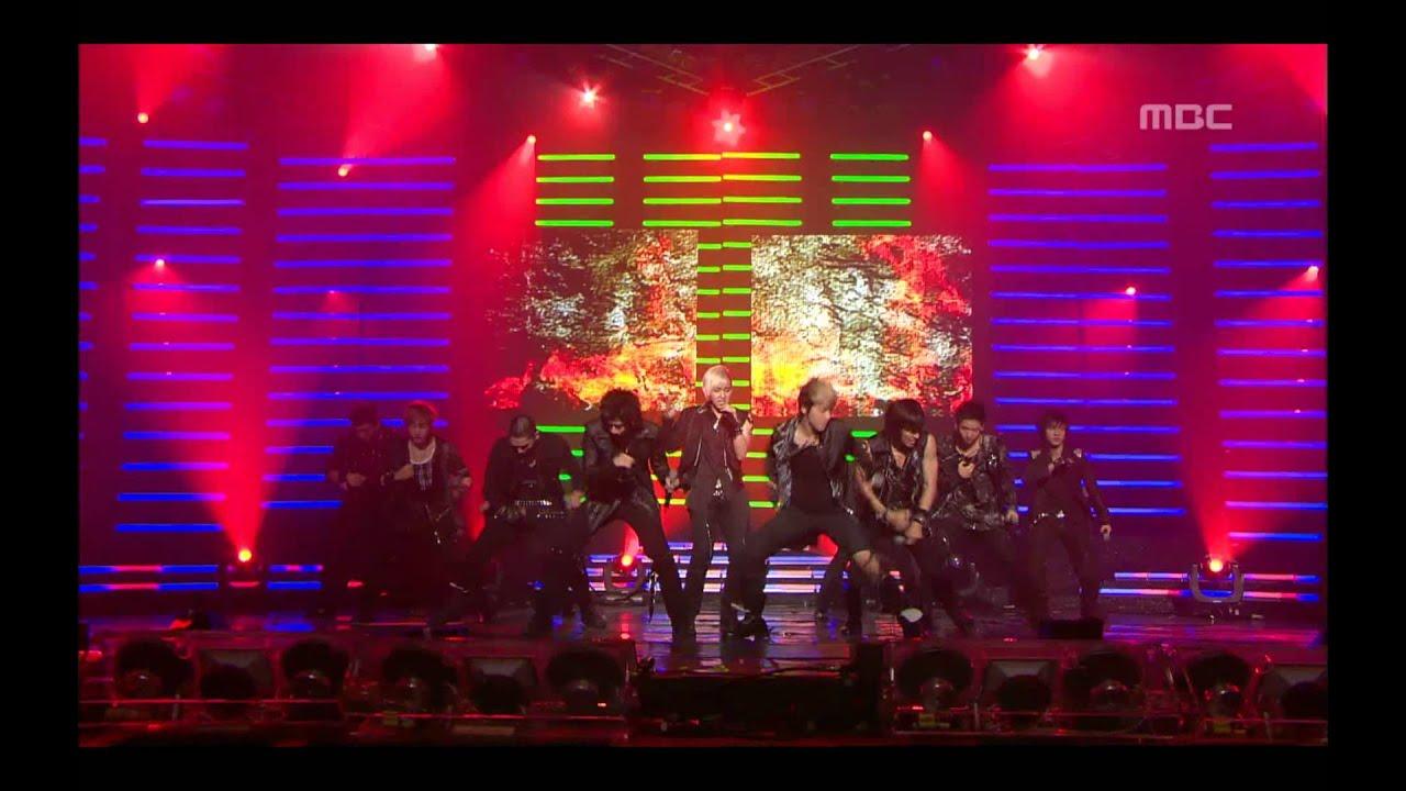 Super Junior - Don't Don, 슈퍼주니어 - 돈돈, Music Core 20071006