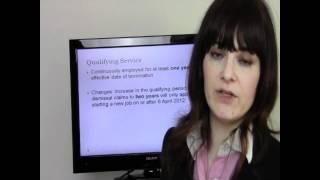 Unfair dismissal: qualifying service