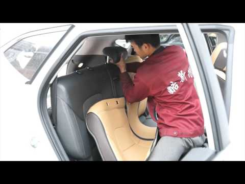 Seat Cover Installation Video Of Tucson 2016