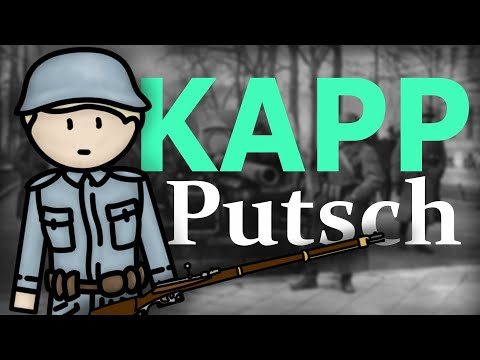 1920: The Kapp Putsch (& Ongoing Political Violence)   GCSE History Revision   Weimar & Nazi Germany