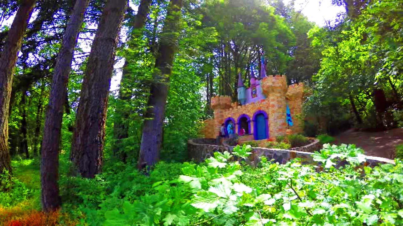 Enchanted Forest Salem Oregon
