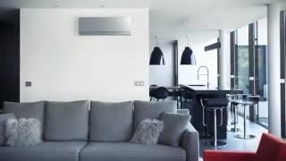видео Настенные сплит-системы Сплит-система Mitsubishi
