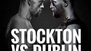 UFC 202: Diaz vs McGregor 2
